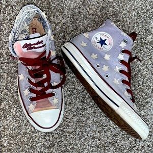 Converse Special Edition High Top Sneakers Shoes